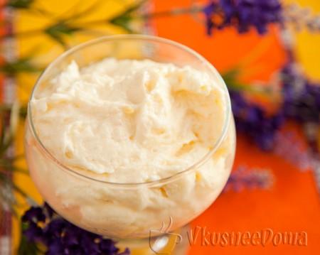 Рецепт крем из манки для торта сливочный и со сгущенкой