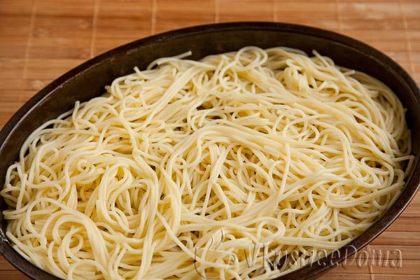 2-м слоем спагетти