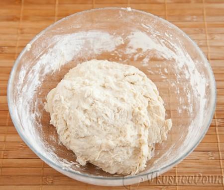 тесто для пирожков готово