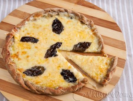 пицца с сыром (4 сыра)
