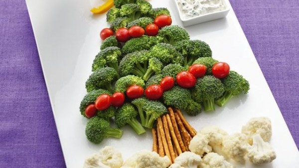 Christmas-Veggie-Tree