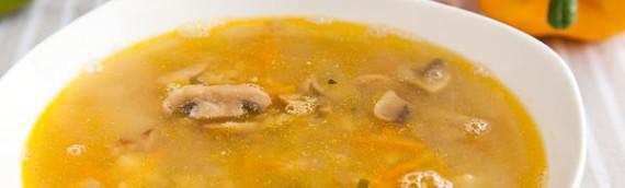 Не традиционный суп из чечевицы рецепт с фото пошагово