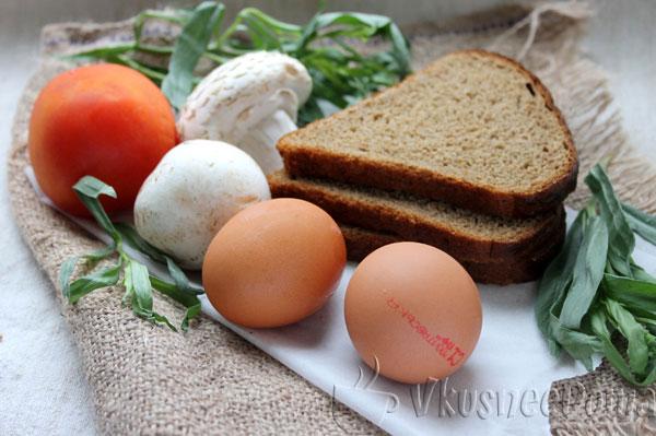 Быстрый завтрак рецепт