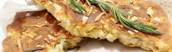 Итальянские лепешки рецепт с картошкой и помидорами