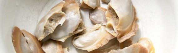 Речные мидии рецепт приготовления деликатеса