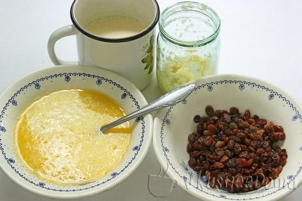 Кекс творожный рецепт с фото пошагово