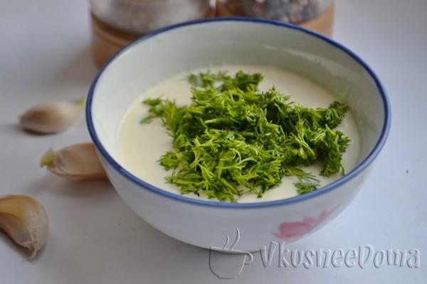 готовим сметанный соус
