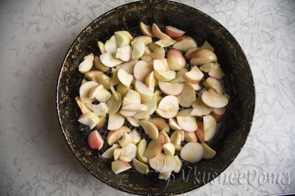 Бабушкин яблочный пирог - рецепт пошаговый с фото