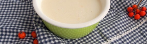 Густой молочный кисель рецепт для диеты Дюкана
