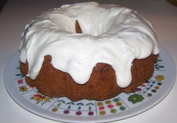 Carrot Cake - Bundt