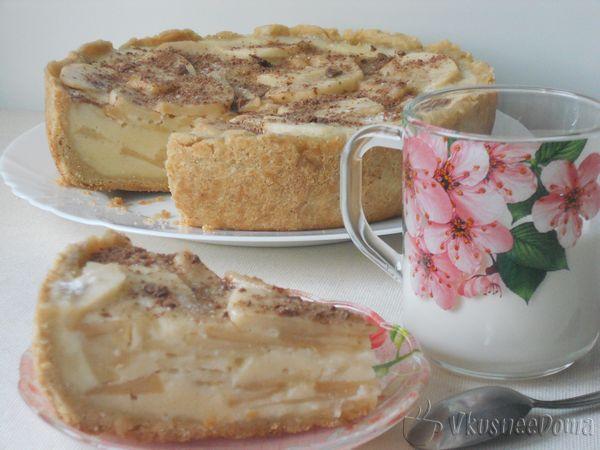 Цветаевский яблочный пирог пошаговый рецепт с фото