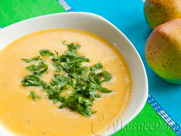 Суп из тыквы рецепты не сложные