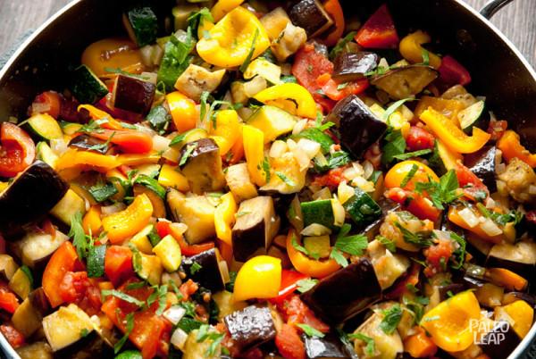 Блюда из баклажанов рецепт на обед