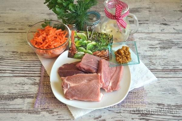 мясные рулетики с начинкой рецепты с фото