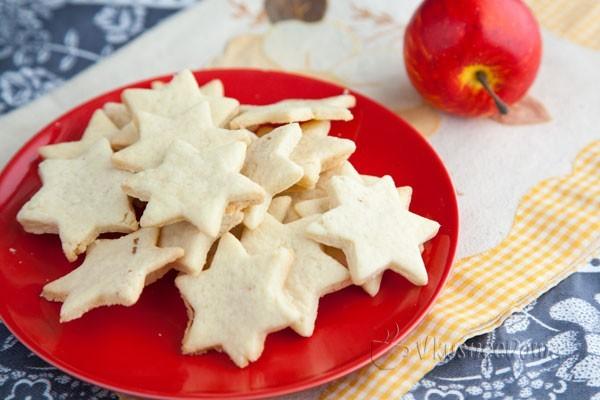 Песочное печенье рецепт с фото пошагово