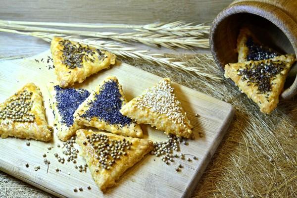 Пряное сырное печенье рецепт с фото пошагово