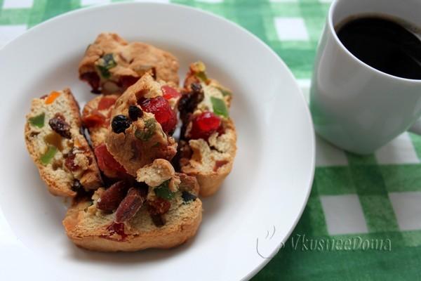 Печенье бискотти рецепт классический