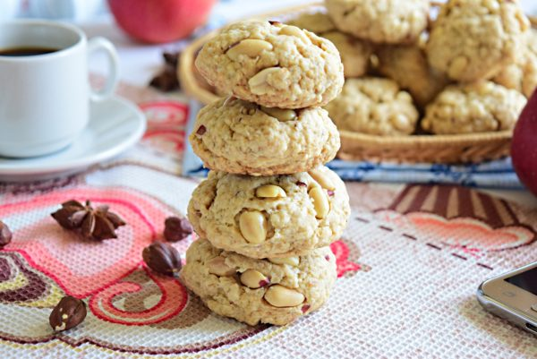 Печенье из овсяных хлопьев рецепт очень вкусное