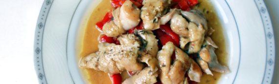 А ля Карибы куриные голени на сковороде рецепт с фото