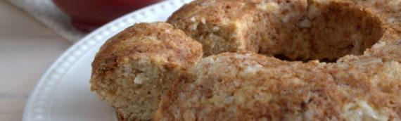 Постный яблочный кекс рецепт с фото пошагово