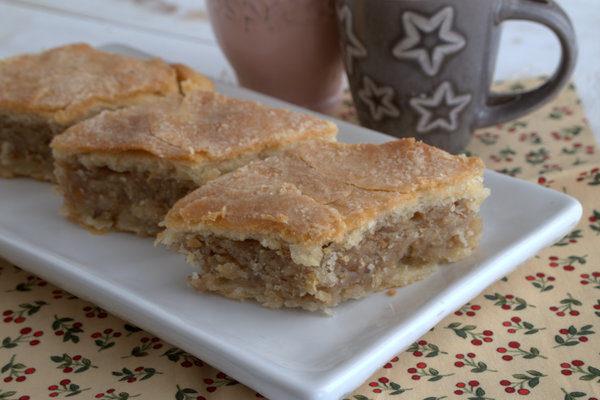 Арабский пирог с грецкими орехами рецепт с фото