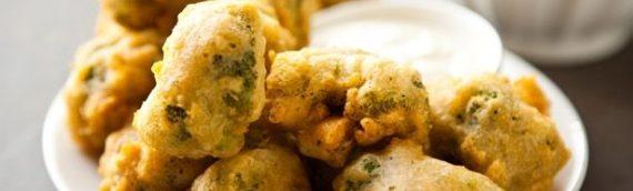 Полезная капуста брокколи в кляре: лучшие рецепты
