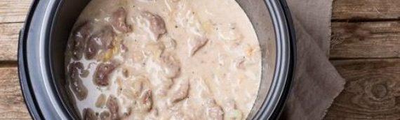Бефстроганов из говядины: готовьте с удовольствием!