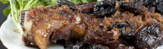 Вкусные рецепты сочной говядины с черносливом
