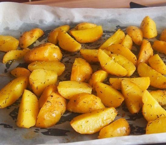 Картофель для гироса