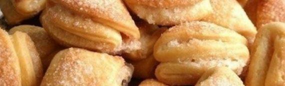 Полезное печенье «Гусиные лапки»