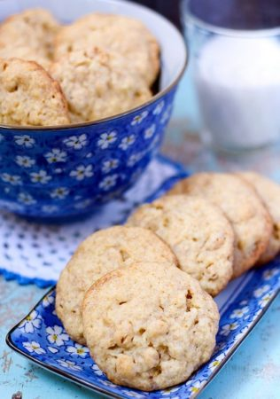 Печенье с воздушным рисом