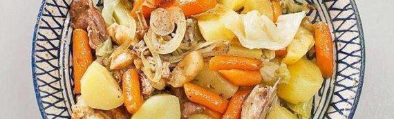 Домляма — вкусное блюдо узбекской кухни