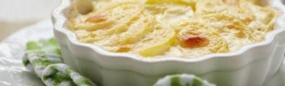Гратен из картофеля — самые популярные рецепты