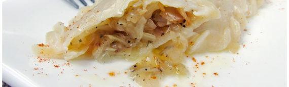 Вареники с квашеной капустой – самые полезные рецепты