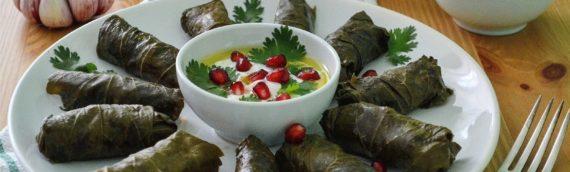 Приготовление долмы в виноградных листьях: популярные и вкусные рецепты