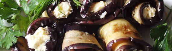 Вкусная летняя закуска – жареные баклажаны с чесноком: пошаговое приготовление