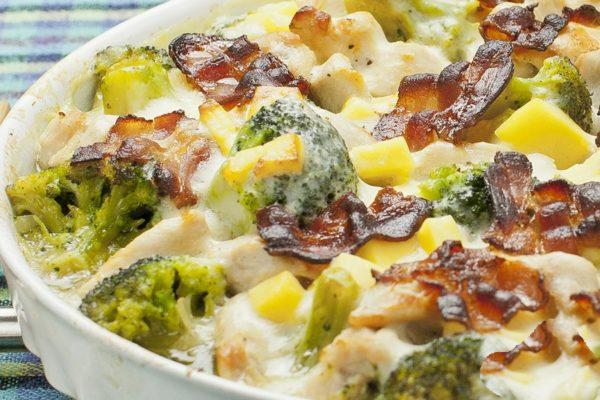 Рецепт с брокколи