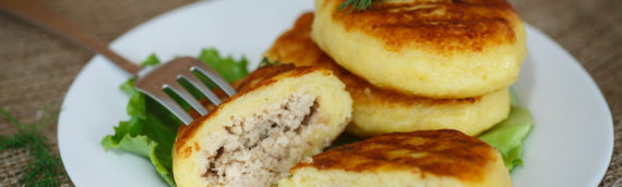 Рецепты картофельных зраз с фаршем для сытного и вкусного обеда