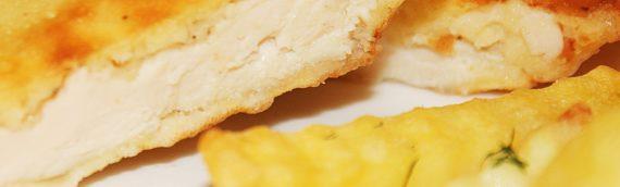 Куриные отбивные в кляре – просто, полезно и вкусно