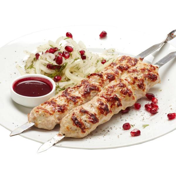 Люля-кебаб с салом