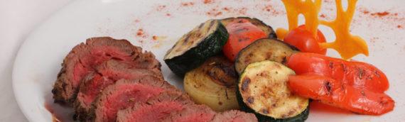 Медальоны из говядины – изысканное блюдо французской кухни